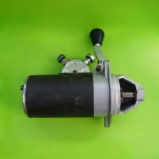 Стартер ручного включения пускового двигателя ПД-10, П-350, трактора МТЗ, ЮМЗ, Т-4, Т-150, КС-6, ДТ-175